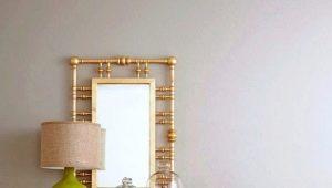 Комод с зеркалом: размещение в интерьере