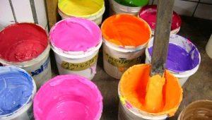 Краска по жидкому пластику: свойства и нюансы выбора