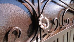 Молотковая краска: что это такое и как используется?