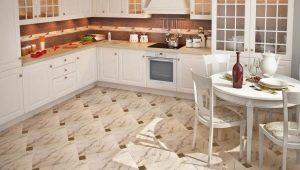 Напольная плитка «Керамин»: плюсы и минусы