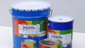 Особенности и применение эмалевой краски