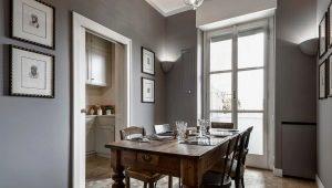 Особенности покраски стен в дизайне интерьера