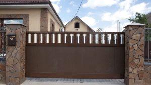 Откатные ворота Alutech: преимущества и особенности конструкций