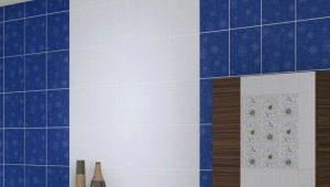 Плитка «Гжель» в дизайне интерьера