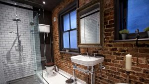 Плитка в стиле лофт: современное оформление интерьера