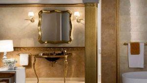 Плитка Versace: оригинальные идеи оформления интерьера