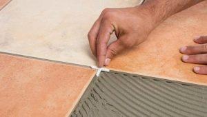 Расход клея для плитки на 1 м2: как рассчитать?