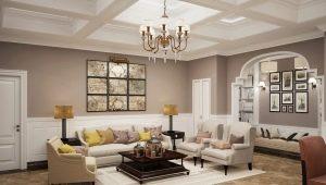 Ремонт гостиной: секреты создания гармоничного интерьера