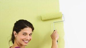 С чего начать покраску стен?