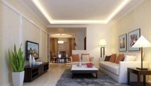 Дизайн двухкомнатной квартиры площадью 70 кв.м: особенности планировки