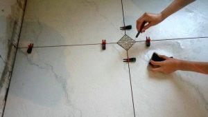 DLS-система укладки плитки: особенности и технология