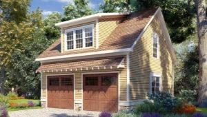 Двухэтажные гаражи: преимущества и особенности проектов