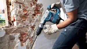 Как аккуратно выполнить демонтаж штукатурки?
