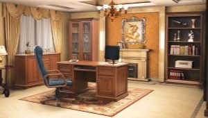 Как подобрать стол для кабинета?
