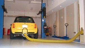 Как сделать вентиляцию в гараже?
