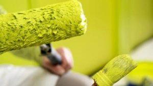 Краска латексная или акриловая: что лучше?