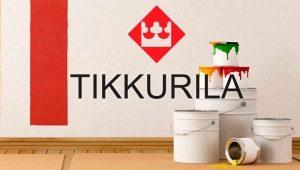 Краски Tikkurila: плюсы и минусы