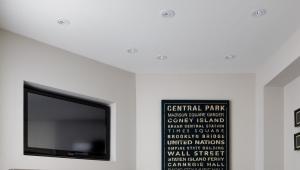 Крепим телевизор на стену из гипсокартона надежно и аккуратно