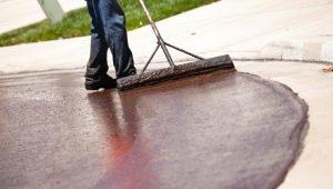 Критерии выбора краски по бетону