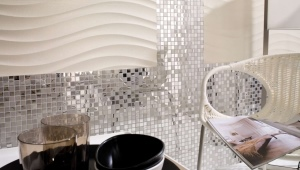 Мозаика на стену: особенности отделки и варианты декора