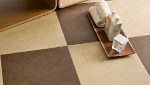 Отличия керамической плитки от керамогранита