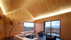 Потолки из фанеры: преимущества и недостатки конструкций