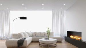 Сатиновые натяжные потолки: преимущества и недостатки