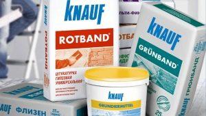 Штукатурка Rotband: инструкция по применению