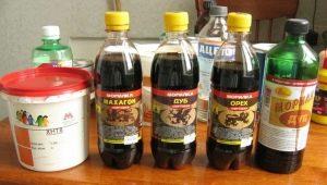 Спиртовые морилки: особенности и сфера использования