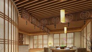 Варианты отделки потолков в частном доме