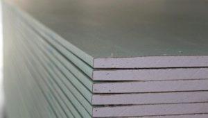Где в строительстве используют влагостойкий и другие виды гипсокартона «Волма»?