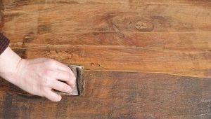Как снять лак с деревянной поверхности в домашних условиях?