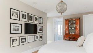 Как правильно повесить на гипсокартонную стену предметы интерьера?