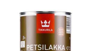 Лак Tikkurila: особенности и преимущества