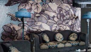 Мозаичное панно: разновидности материалов и способы укладки