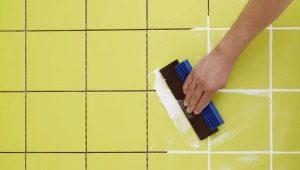 Расчет расхода затирки для швов плитки на 1 м2