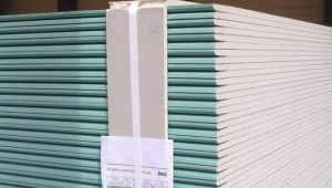 Размеры листа гипсокартона: стандартные длина и ширина