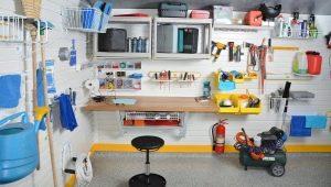 Тонкости обустройства гаража: интересные и полезные идеи