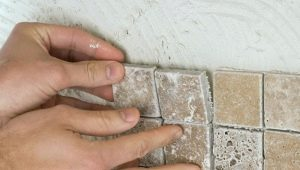 Укладка мозаики: особенности монтажа
