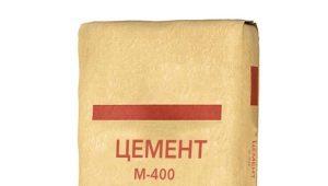 Цемент М400: плюсы и минусы