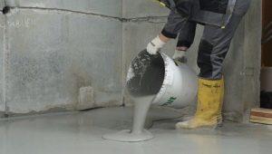 Как приготовить цементное молочко и как его использовать?