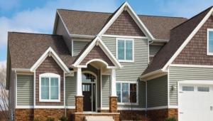 Отделка домов сайдингом: оригинальные идеи дизайна