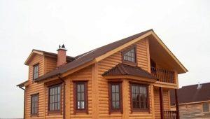 Блок-хаус для наружной отделки дома: как выбрать?
