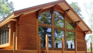Блок-хаус из лиственницы: выбор и характеристики