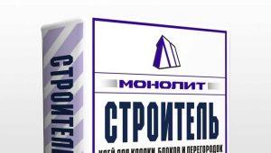 Клей для пеноблоков: разновидности, температура использования и расход