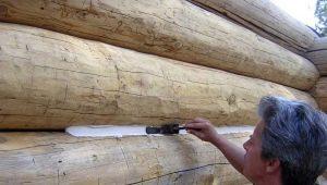 Особенности акриловых герметиков для дерева