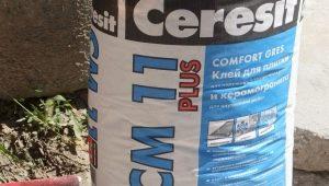 Особенности и применение клея Ceresit CM 11