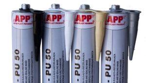 Полиуретановые герметики: свойства и применение