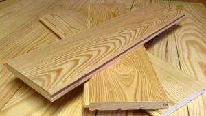 Вагонка «Штиль» из лиственницы: преимущества и недостатки