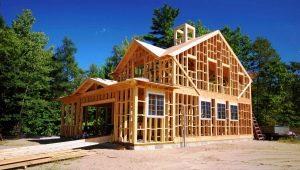 Каркасные дома размером 9 на 12